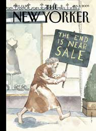 January 5 New Yorker cover